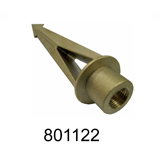 Brass Spike